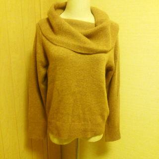 クチュールブローチ(Couture Brooch)のcouture brooch アンゴラ混ニット(ニット/セーター)