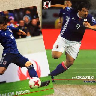 アディダス(adidas)のサッカー 日本代表 カード(スポーツ選手)
