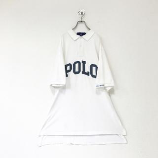 ラルフローレン(Ralph Lauren)の《 希少 polo sport ラルフローレン ポロシャツ 》usa製(ポロシャツ)