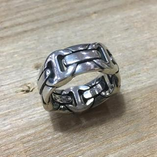 ホーセンブース HOORSENBUHS クラシックウォールリング シルバー925(リング(指輪))
