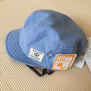 アカチャンホンポ(アカチャンホンポ)のkikiさま専用⑅︎◡̈︎*帽子 50cm 新品(帽子)