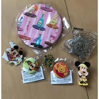 ディズニー(Disney)のまとめ売り!!ディズニー ピンバッチ 缶バッチ(バッジ/ピンバッジ)
