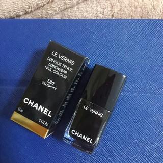 シャネル(CHANEL)のシャネル ネイルカラー580 セレブりティー(マニキュア)