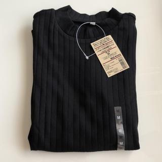 MUJI (無印良品) - 無印良品 ハイネック Tシャツ カットソー