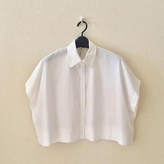 イードゥン(EDUN)のEDUN♡ゆったりシャツ(シャツ/ブラウス(半袖/袖なし))