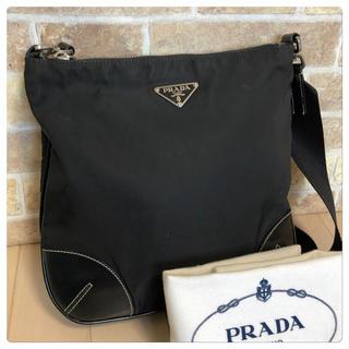 プラダ(PRADA)の《美品》PRADA(プラダ)ショルダーバッグ(ショルダーバッグ)