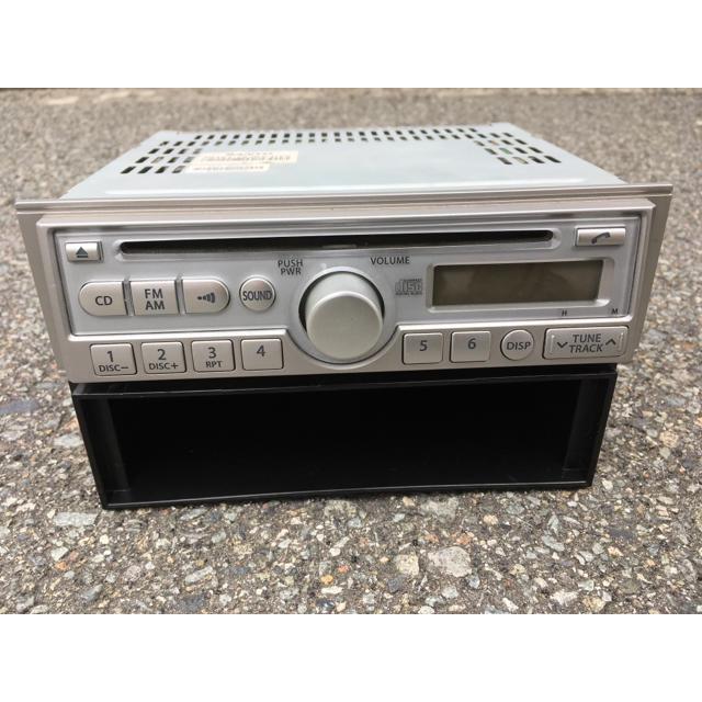 SANYO - SanyoサンヨーカーオーディオCDラジオafm自動車音楽1DIN ...