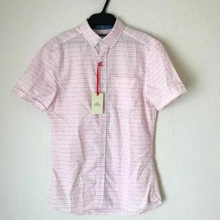 ネクスト(NEXT)の60%オフ!新品未使用 タグ付き next ピンクシャツ(シャツ)