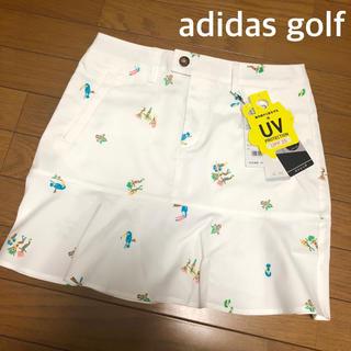 アディダス(adidas)のadidas golf トロピカル柄 スカート(ウエア)