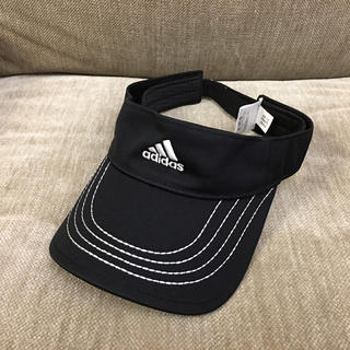 アディダス(adidas)のadidas・レディースゴルフバイザー(ウエア)