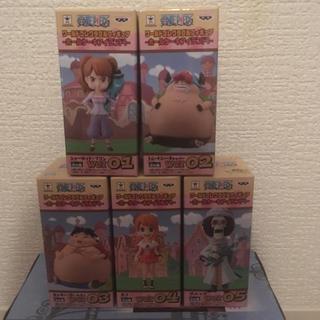 ホールケーキアイランド ワーコレ 5種セット(アニメ/ゲーム)