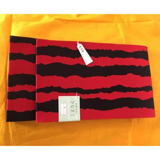 【新品】虎縞柄 単衣 半幅帯 半巾帯 浴衣 ゆかた 帯 縞 着物 袴下 袴(浴衣帯)