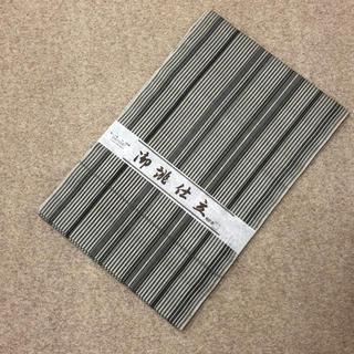 すぐ使える☆絹交 夏八寸 かがり名古屋帯 1268(帯)