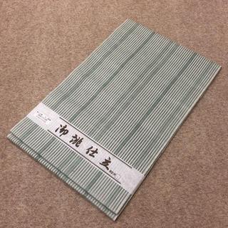 すぐ使える☆絹交 夏八寸 かがり名古屋帯 1278(帯)