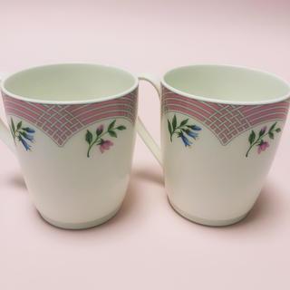ティファニー(Tiffany & Co.)のティファニーマグカップ2ケセット(グラス/カップ)