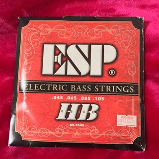 イーエスピー(ESP)の【中身新品】 ESPベース弦(弦)