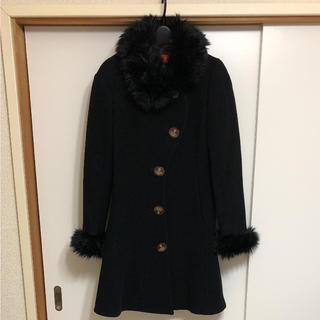 ヴィヴィアンウエストウッド(Vivienne Westwood)のファー取外可能 コート ヴィヴィアンウエストウッド(ロングコート)