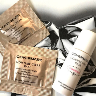 カバーマーク(COVERMARK)のファンデーションの実力を100%発揮♡2種類人気化粧下地(化粧下地)
