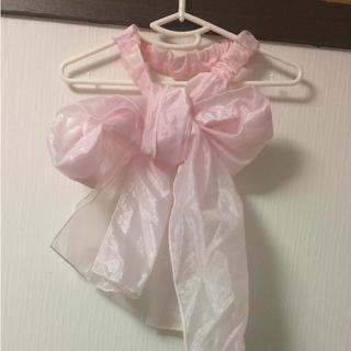 浴衣 帯 レディース ピンク ホワイト(浴衣帯)