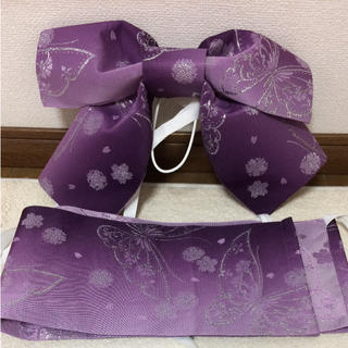 浴衣作り帯(浴衣帯)
