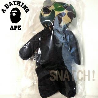 アベイシングエイプ(A BATHING APE)の新品!エイプ a bathing ape クマ型 エコバッグ(トートバッグ)