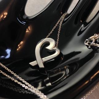 ティファニー(Tiffany & Co.)の【ティファニー TIFFANY&Co.】ハートネックレス パロマピカソ(ネックレス)