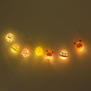 ディズニー(Disney)のUfufy ウフフィ LEDライト デコレーションライト 電池駆動(テーブルスタンド)