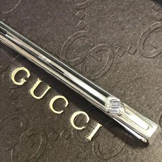 グッチ(Gucci)のグッチ ネクタイピン タイピン  タイバー シルバー925(ネクタイピン)