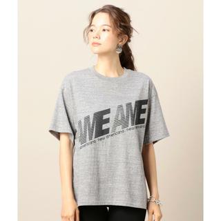 アメリカーナ(AMERICANA)のAMERICANA AME T- shirts(Tシャツ(半袖/袖なし))