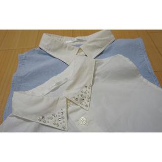 レトロガール(RETRO GIRL)の付け襟(2枚セット)(つけ襟)