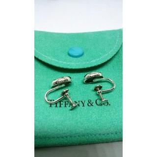 ティファニー(Tiffany & Co.)のティファニー イヤリング  TIFFANY(イヤリング)