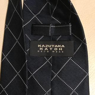 カズタカカトウ(KAZUTAKA KATOH)のネクタイ KAZUTAKA KATO(ネクタイ)