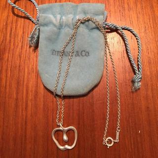 ティファニー(Tiffany & Co.)のティファニーアップルネックレス(ネックレス)