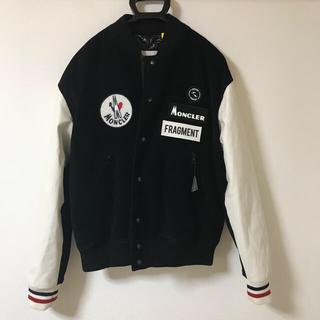 モンクレール(MONCLER)のMONCLER FRAGMENT 7 SVEN jacket size 1有り(スタジャン)