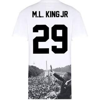 イレブンパリ(ELEVEN PARIS)のEleven paris m.l king jr(Tシャツ/カットソー(半袖/袖なし))
