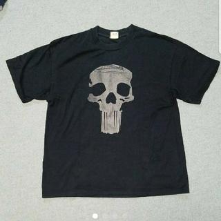 ナイトロウ(ナイトレイド)(nitrow(nitraid))のNITROW&VISUAL REPORTS TEE 2枚セット(Tシャツ/カットソー(半袖/袖なし))