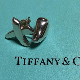ティファニー(Tiffany & Co.)のティファニー シルバー ピアス アシンメトリー(ピアス)