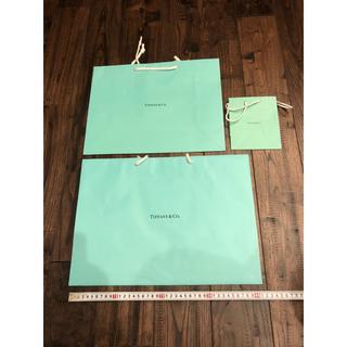 ティファニー(Tiffany & Co.)の【ティファニー】ショップ袋(ショップ袋)