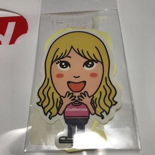 新品!ディラン&キャサリン ステッカー 吉本興業(お笑い芸人)