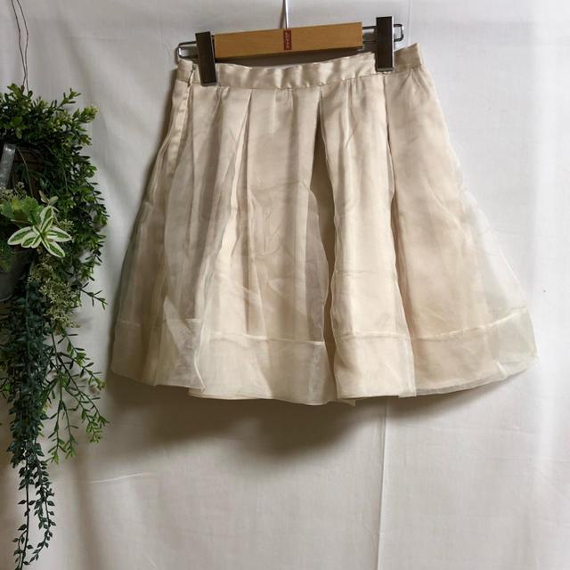 MERCURYDUO(マーキュリーデュオ)のMERCURY DUO チュールスカート M レディースのスカート(ミニスカート)の商品写真