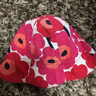 マリメッコ(marimekko)の帽子 マリメッコ ハンドメイド(帽子)