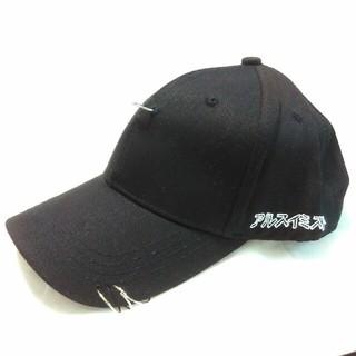 キャンペーン♪980円韓国ファッション 芸能人着用モデルリングピアスキャップ (キャップ)