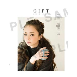 安室奈美恵GIFTフォトブックのみ(ミュージシャン)