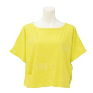 リーボック(Reebok)の新品未使用 リーボック Reebok フィットネス ヨガ ポップアート Tシャツ(ヨガ)