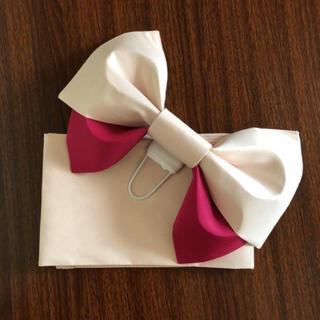 浴衣 作り帯 新品  ミルキーピンク 帯 つくり帯 新品 帯 ピンク(浴衣帯)