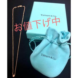 ティファニー(Tiffany & Co.)のティファニー ネックレス バイザヤード 一粒ダイヤ(ネックレス)