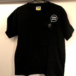 アベイシングエイプ(A BATHING APE)のドーバー エイプ Tシャツ(Tシャツ/カットソー(半袖/袖なし))
