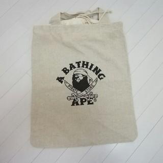 アベイシングエイプ(A BATHING APE)の【A BATHING APE】バッグ♪(トートバッグ)