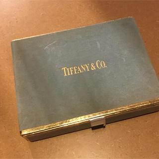 ティファニー(Tiffany & Co.)のトランプ  ティファニー製  (トランプ/UNO)