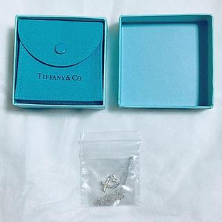 ティファニー(Tiffany & Co.)の◆ TIFFANY&Co. ハートペンダント ◆ 未使用品(ネックレス)